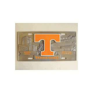 Tennessee Volunteers Official License Plate Cover