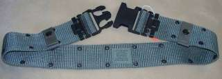 Med New Style US ARMY LBE Pistol Belt Waist up to 36 in