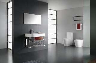 Modern Toilet Two Piece Dual Flush Eco Friendly 27.6