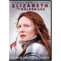ELIZABETH THE GOLDEN AGE DVD Cate Blanchett NEW 025193333223