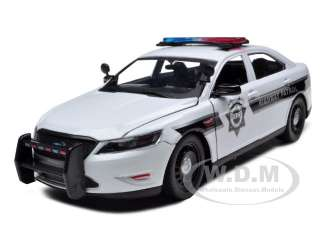 FORD POLICE INTERCEPTOR HIGHWAY PATROL CONCEPT 124