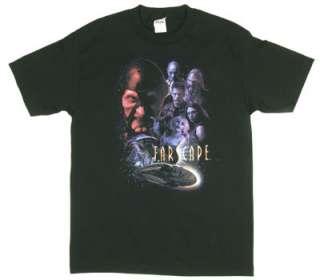 Criminally Epic   Farscape T shirt