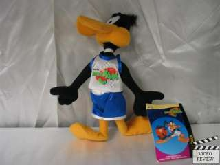 Daffy Duck   Space Jam plush doll; McDonalds, W. Bros.