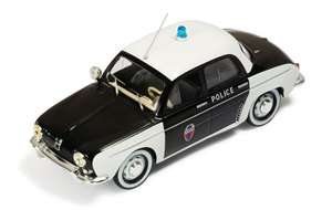 Renault Dauphine PIE Police de Paris 1962, IXO #CLC162 1/43 NEW