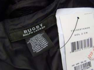 This listing is for a Rugby Ralph Lauren ladies down jacket. It is