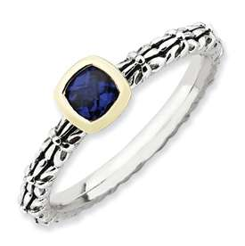 lab created sapphire wedding band sapphire is september s birthstone