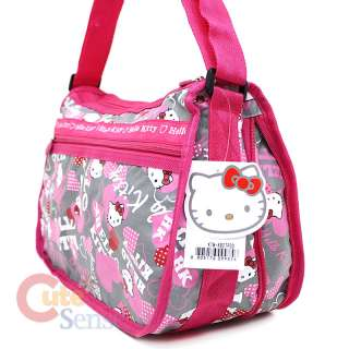 Sanrio Hello Kitty Hand Bag / Shoulder Bag  Pink Love Licensed