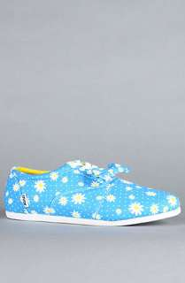 Study The Daisy Drop Bow Sneaker : Karmaloop   Global Concrete