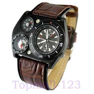 HOTNew Rare Outdoor Sport Mens Lady Quartz Analog Watch Wristwatch