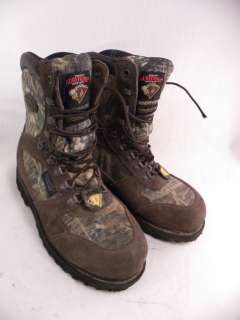 Herman Survivors camouflage 8 W Mens Hiking Hunting Boots