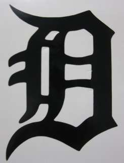 DETROIT TIGERS BASEBALL VINYL DECAL STICKER CHOOSE SIZE/COLOR