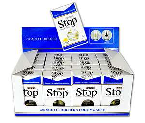 hole Super Stop Cigarette Filters cut the tar keep the taste