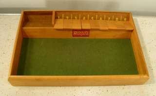 Vintage RO LO GAME BOARD Ludington, Michigan Carrom Industries