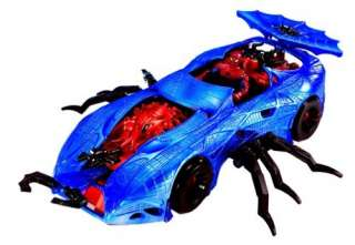 Toy Biz Marvel Spider Man Web Car Auto XXL No. 70068