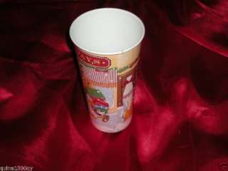 COCA COLA COKE DISNEY MICKEY MOUSE CHRISTMAS PAPER CUP