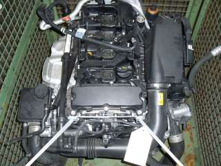 Mercedes Benz Motor Benzin M 271 860 250 CGI 150 kW 204 PS Euro 5 Norm