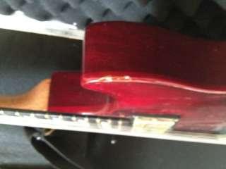 Gibson Les Paul Sudio 93 Wine Red w/ Warwick Rock Case  