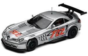 Scalextric Mercedes Benz SLR McLaren 722 GT C3010