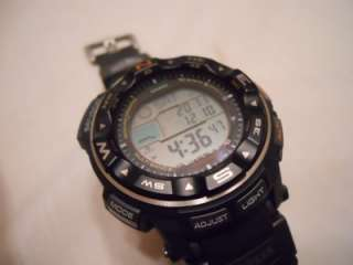 ProTrek PRW2500 1 Multifunction Watch, Altimeter, Barometer, Compass