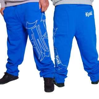 Karl Kani Basic Sweat Pant Charcoa Gr M XL 2 XXL 3 XXXL Jogging Hose