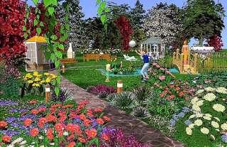 3D Garten Designer 7 (DVD ROM)  Software