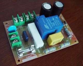 Soft starting switch full kit for power amplifier