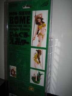 Jungle Emmy Mon Sieur Bome #11 Anime Figure SDCC 2007