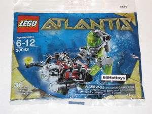 LEGO ATLANTIS 30042 NEW