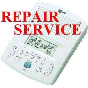 AT&T 1782 Digital Answering Machine REPAIR SERVICES