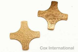 2x Cox 020 Pee Wee Model Engine Reed Valve .020   Copper