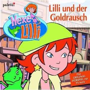 Hexe Lilli CD   Lilli und der Goldrausch  Paletti