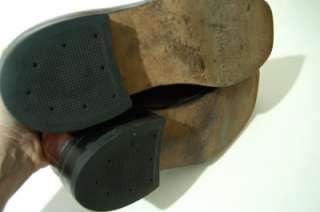 FLORSHEIM Mens Warm Brown Leather Dress Oxford Shoes 13B