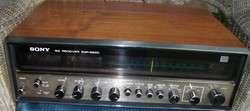 Vintage SONY 140 Watt Stereo Receiver SQR 6650
