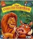 Disneys THE LION KING Illustrated Disney Storybook