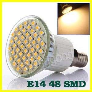 SMD LED Warm White 2.5W Light Energy Saving Soptlight Lamp Bulb 230V