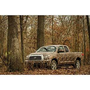 Mossy Oak Standard Length Full Size Truck Full Vehicle Camouflage Wrap
