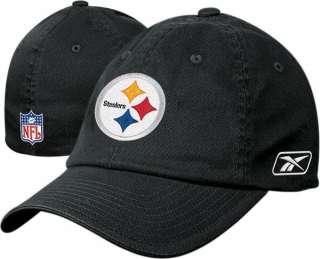 Pittsburgh Steelers NFL Flexfit Sideline Slouch Hat