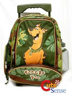 Scooby Doo 10 School Roller,Luggage Backpack/Bag