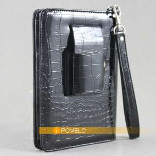 Leather Case Cover For Latest  Kindle Touch with Light
