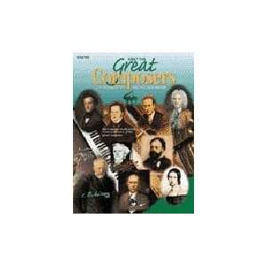 Alfred Publishing 00 16887 Meet the Great Composers, Book