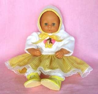 Belle Disney Princess, Annabell Born Chou Dolls Clothes