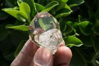 Tibetan NATURAL Herkimer Diamond Crystal Quartz point