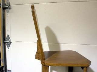 Style Side Chairs Solid Wood Made By Dixon Furniture Great Cond