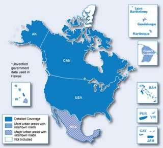 Garmin City Navigator NT USA North America Maps SD Card