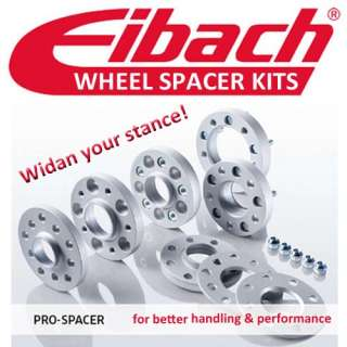 EIBACH 25mm ALLOY WHEEL SPACERS Suzuki Jimny (FJ) 98  [S90 8 25 006