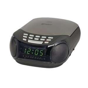 EMERSON DIGITAL ALARM CLOCK RADIO w/ CD PLAYER NEW |