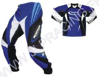 ENSEMBLE MAILLOT PANTALON MOTO CROSS QUAD JLP RACING M