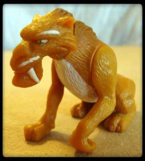 Ice Age Toy Figure (7cm) McDonalds 2009