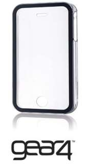 GEAR4 ICE BOX PRO CRYSTAL CLEAR HARD CASE FOR iPHONE 4