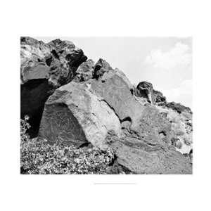 Native American Petroglyph Poster by Sturcke (18.00 x 24